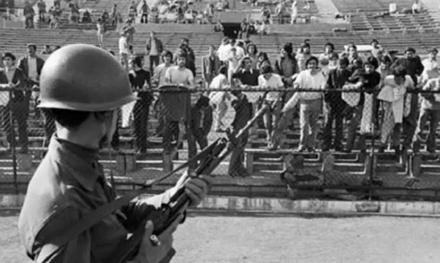 Chili septembre 73 : un stade et un coup d'état