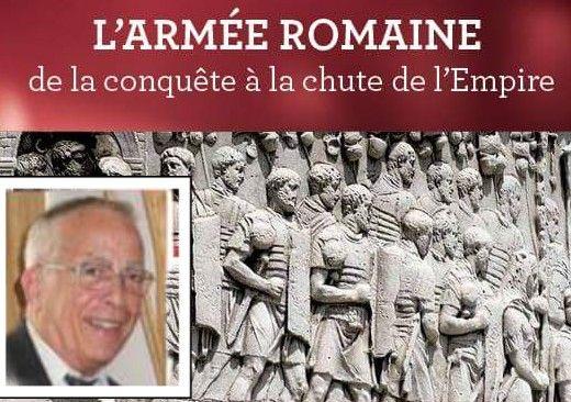 L'armée romaine de la conquête à la chute de l'Empire