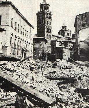 La bataille de Teruel,  moment-clé dans la guerre d'Espagne