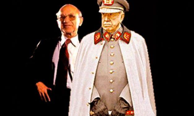"""Le Chili et les «Chicago boys» de Pinochet : comment le Chili est-il devenu un """"laboratoire"""" du néolibéralisme? (1973-1982)"""