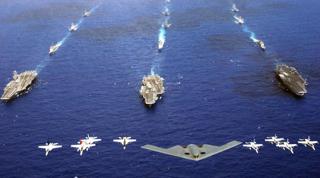 Les États-Unis et la mer, vers un changement de paradigme