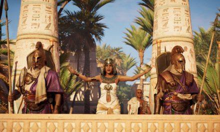 Image illustrant l'article histoire en jeux assassin's Creed origins de Les Clionautes