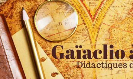 Image illustrant l'article Gaïaclio à l'Ecole_bannière blog_2018 de Les Clionautes