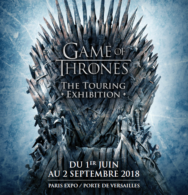 Game of Thrones, the touring exhibition
