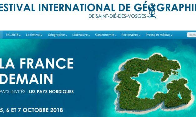 Festival de Saint-Dié 2018