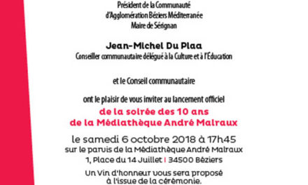 Image illustrant l'article INVITATION_10ANSMAM de Les Clionautes