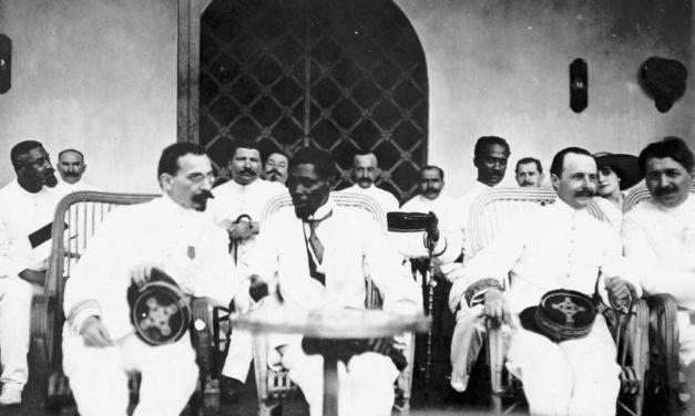 L'Afrique dans la Grande Guerre. Les photographies de la mission de recrutement Blaise Diagne
