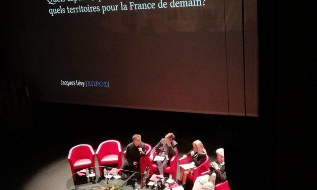 Conférence introductive : Quels territoires pour la France demain ?