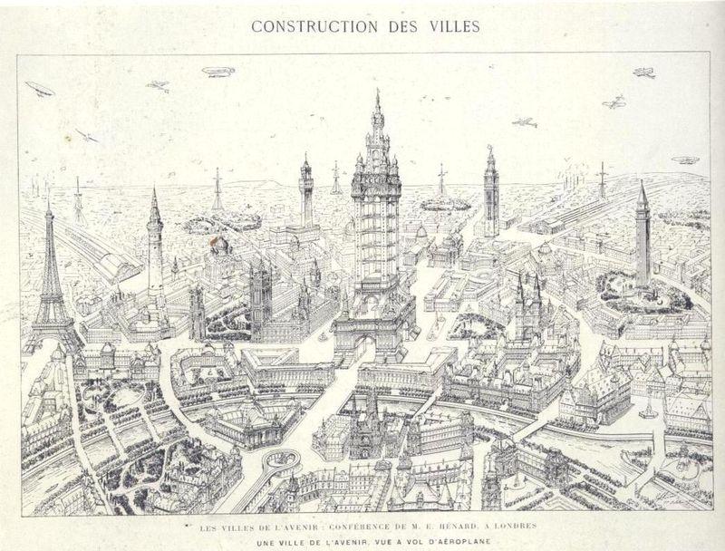 « L'avenir des villes »