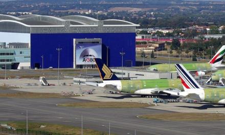 Image illustrant l'article Airbus Toulouse de Les Clionautes