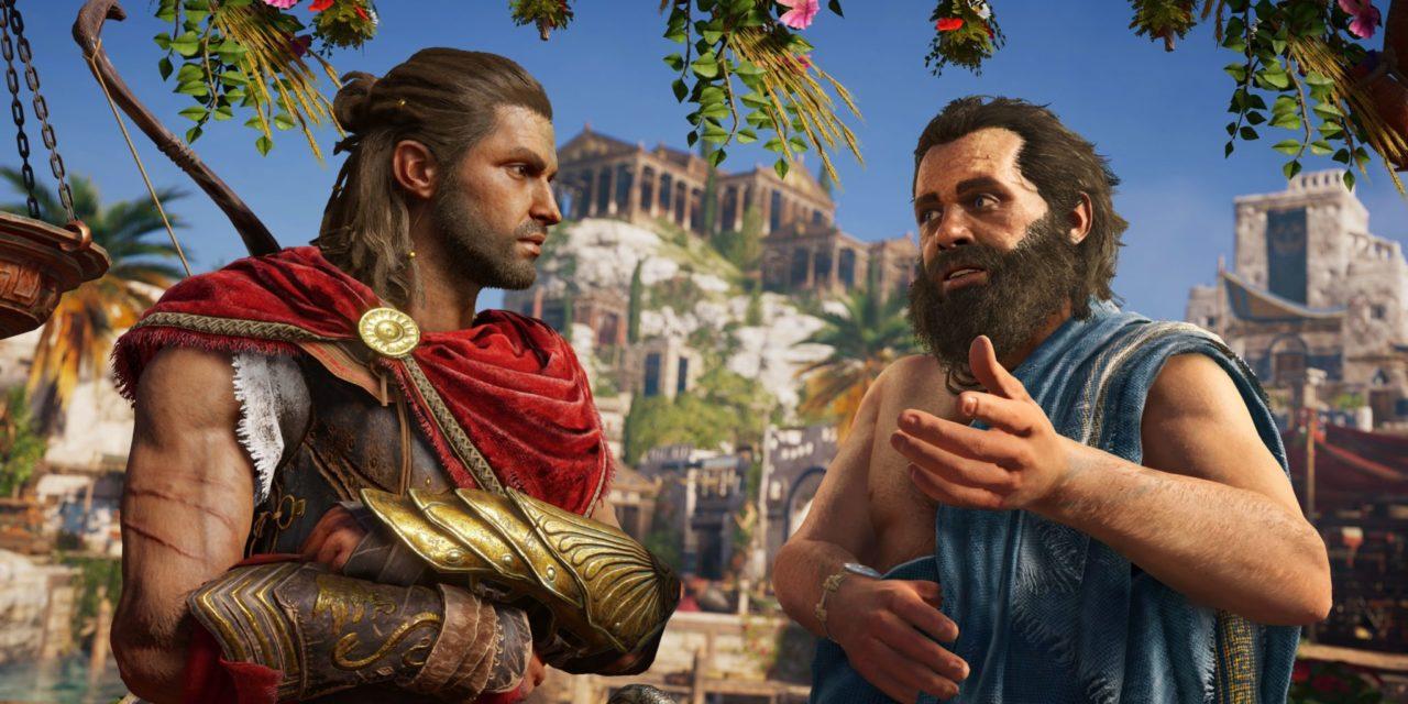 [Conférence] La Grèce de Périclès dans Assassin's Creed Odyssey : entre histoire, imaginaire et fantasie