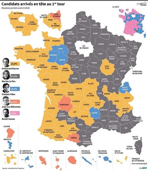 Géographies politiques de la France