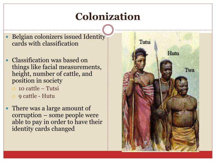 Images et constructions raciales dans l'Afrique des Grands Lacs (XIXe / XXe)