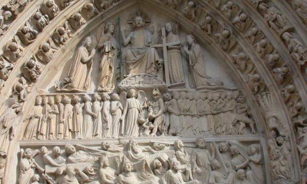 Les églises, lieux d'images