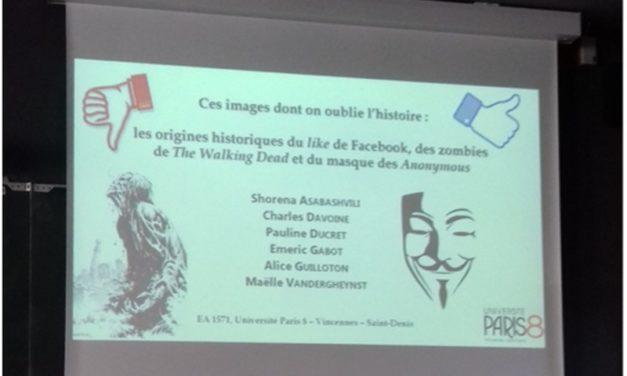 Ces images dont on oublie l'histoire : les origines historiques du like de Facebook, des zombies de The Walking Dead et du masque des Anonymous