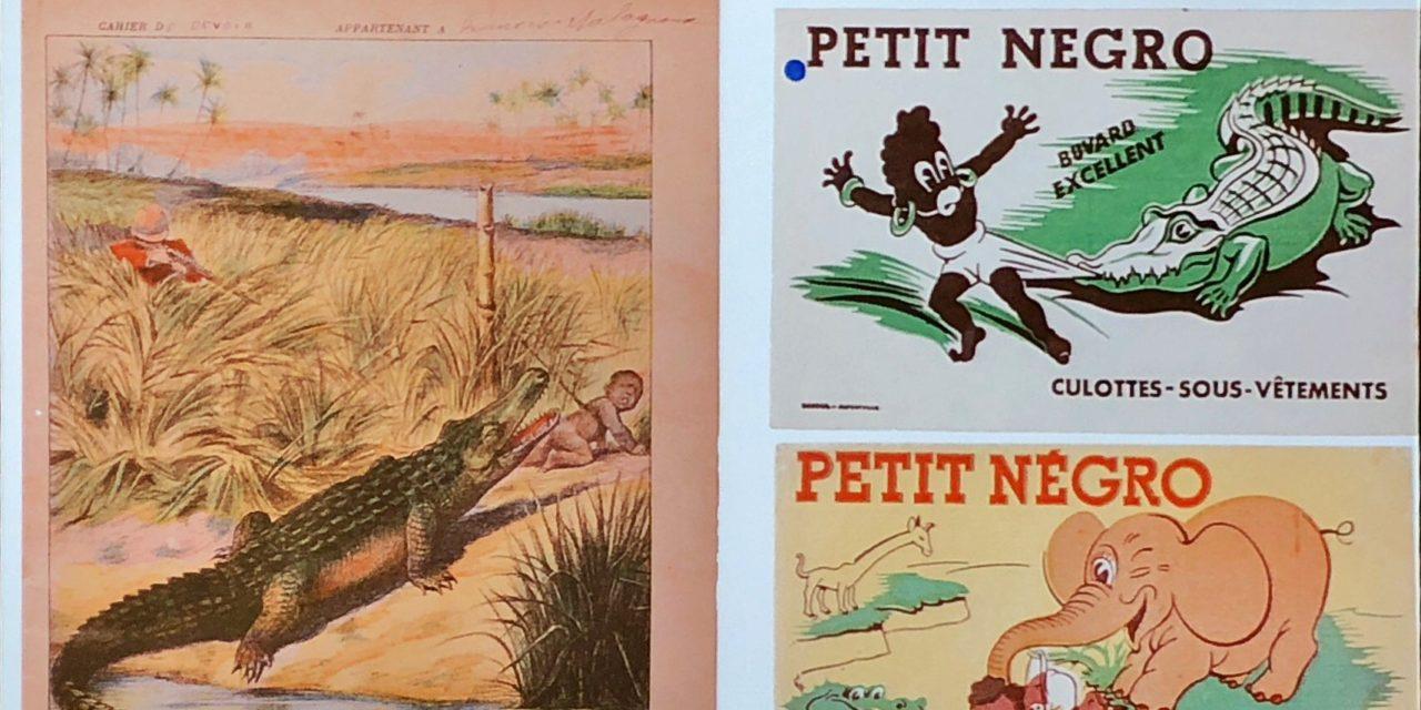 L'iconographie scolaire des colonies de 1880 aux années 1950 : ÉDUQUER et SÉDUIRE