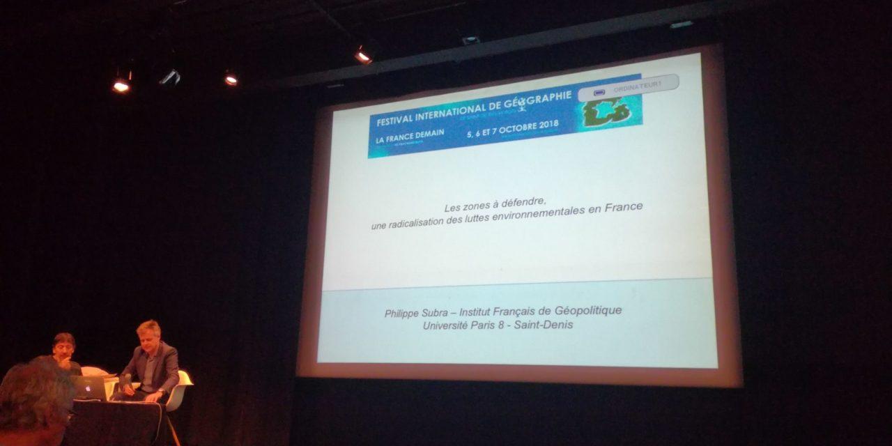 Les zones à défendre, une radicalisation des luttes environnementales en France
