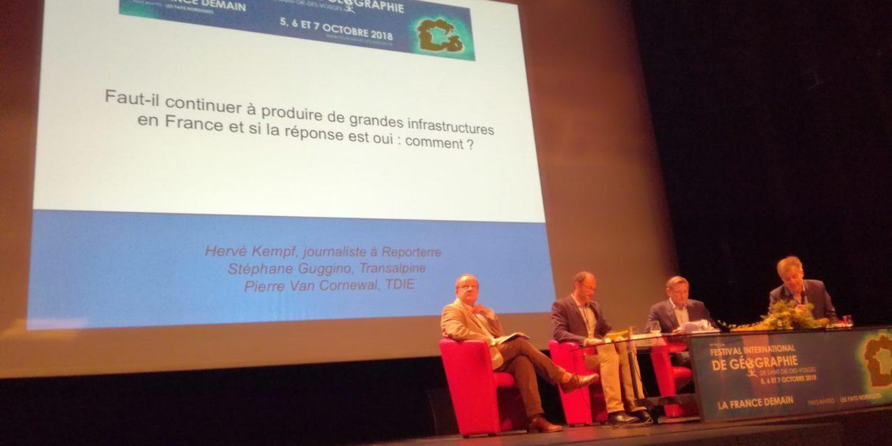 Faut-il continuer à produire de grandes infrastructures en France et si la réponse est oui : comment ?