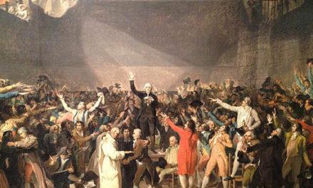 Image illustrant l'article Serment_du_Jeu_de_Paume_-_Jacques-Louis_David de Les Clionautes