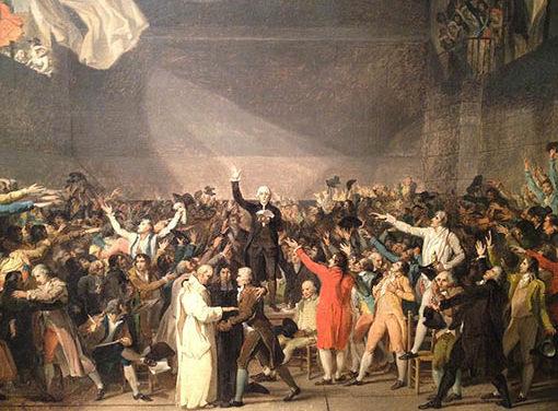 Quand l'histoire fait dates – 20 juin 1789 : le serment du Jeu de Paume