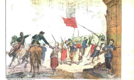 Les femmes durant la Commune de Paris (1871)