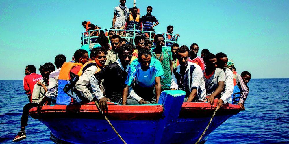 Quand les images des migrants révèlent d'abord une crise … de l'accueil