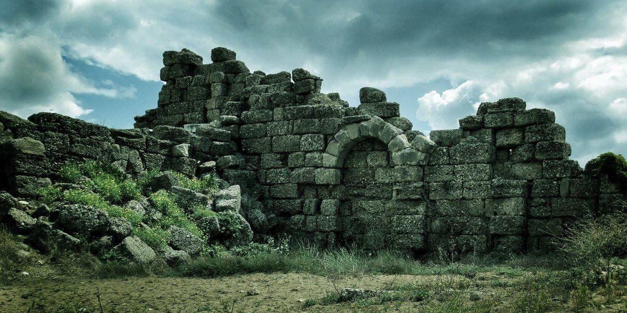 La puissance des ruines