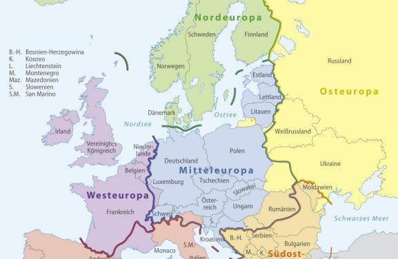 Conférence sur Allemagne et Europe
