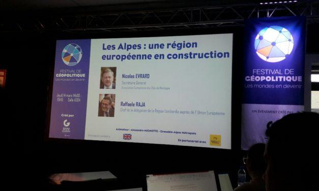 Les Alpes : une région européenne en construction