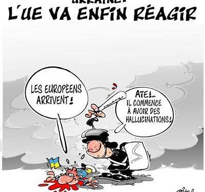 La Russie et l'Union européenne