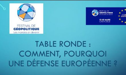 Image illustrant l'article Defense_europeenne1 de Les Clionautes