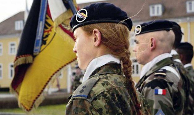 Défense de l'Europe, Europe de la défense : un débat franco-allemand.