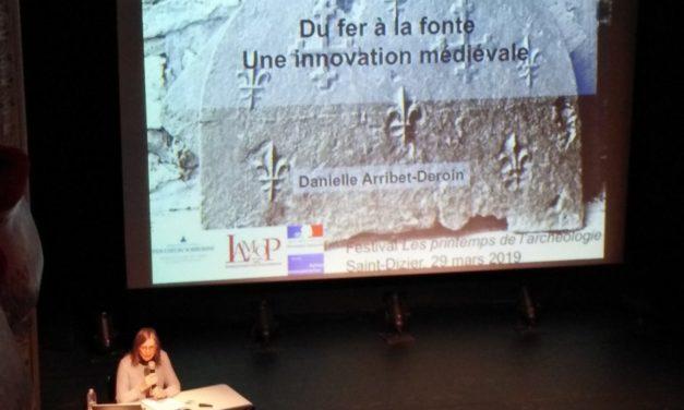 Du fer à la fonte. Une innovation médiévale