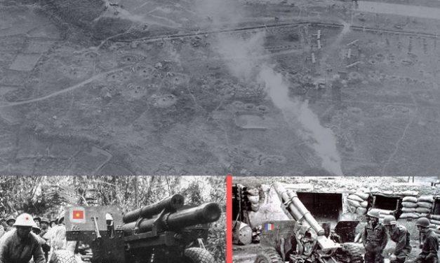 Duel d'artillerie à Diên Biên Phu : 13 mars – 7 mai 1954