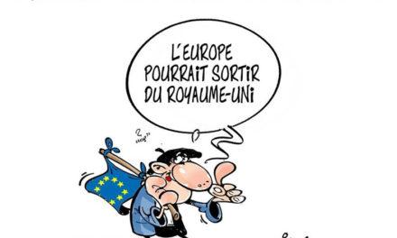 Image illustrant l'article Brexit de Les Clionautes