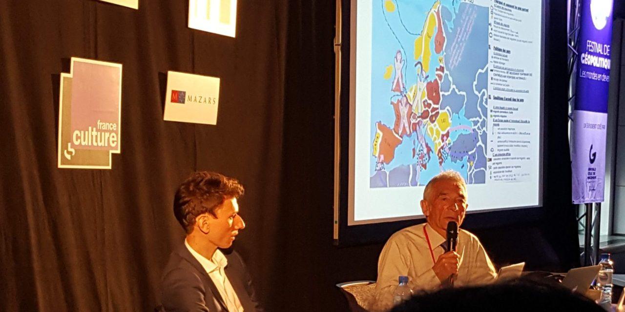 Repousser la frontière méridionale de l'Europe au Sud du Sahara ?