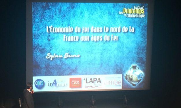 L'économie du fer dans le nord de la France aux âges du Fer