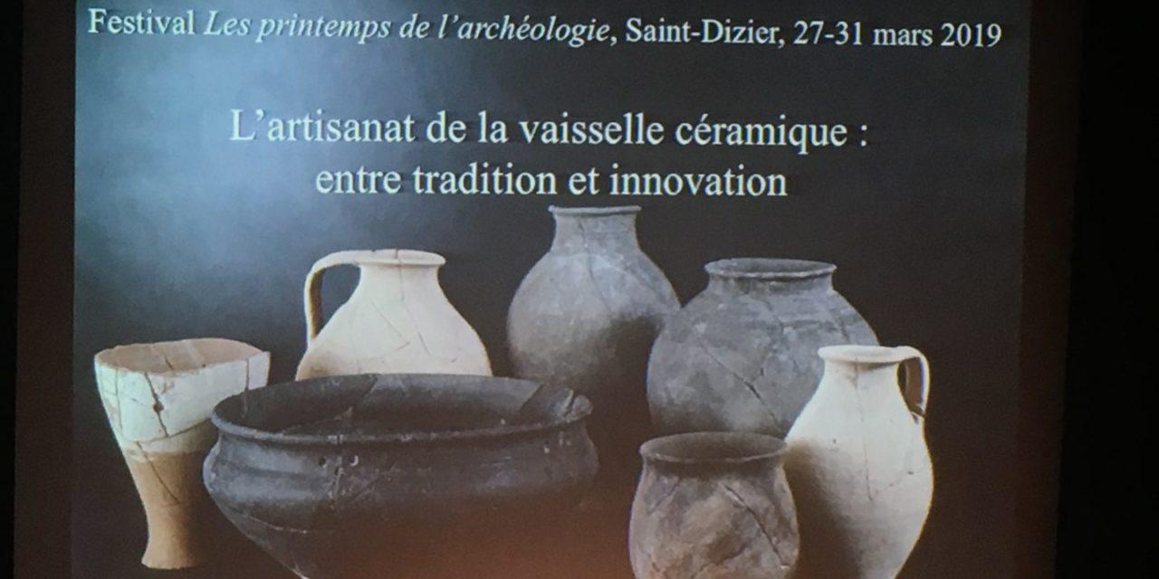 L'artisanat de la vaisselle céramique: entre tradition et innovation