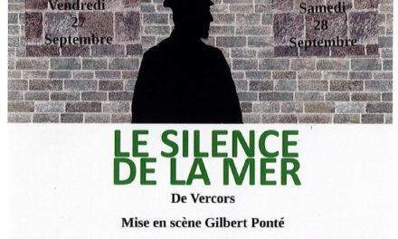 Image illustrant l'article silence_mer de Les Clionautes