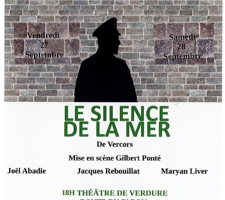 Le silence de la mer de Vercors – Mémorial du débarquement de Provence