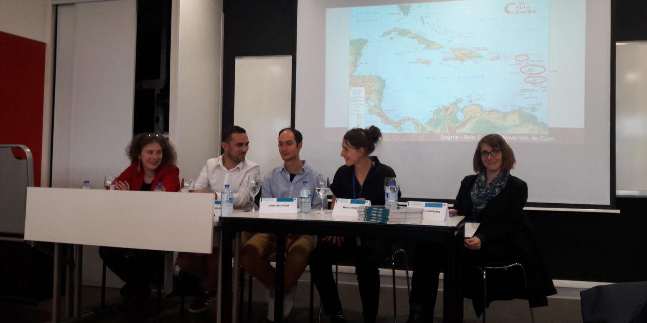 Enseigner les Caraïbes françaises avec les cartes topographiques