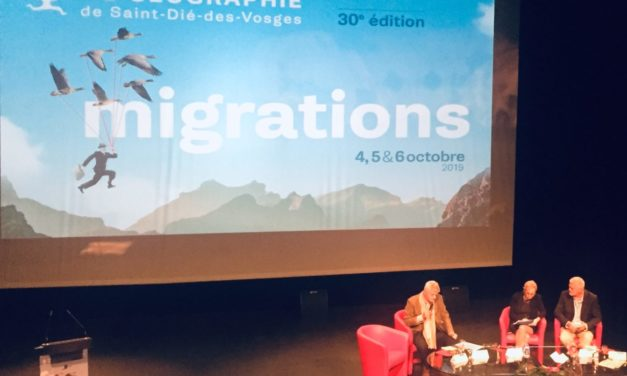 Conférence introductive du Plan National de Formation : Frontières et migrations