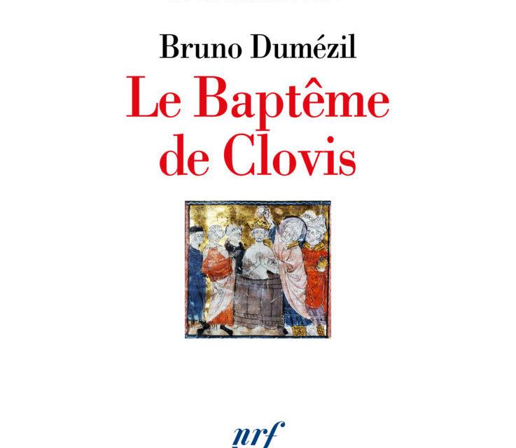 Le baptême de Clovis 24 décembre 505 ?