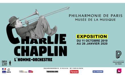 Image illustrant l'article affiche Charlie Chaplin de Les Clionautes