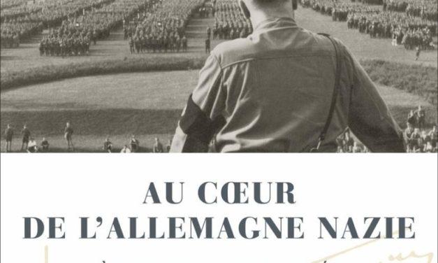Reportages dans l'Allemagne nazie