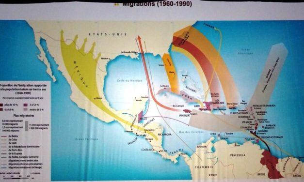 Migrations, géopolitique, frontières dans l'espace caraïbe