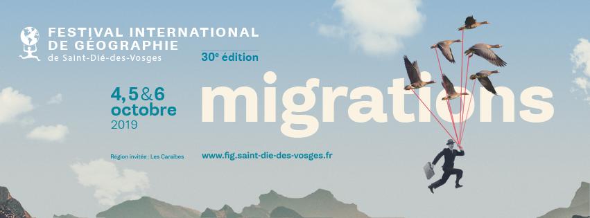 """FIG 2019 : PNF : Conférence introductive """"Frontières et migrations"""""""