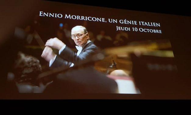Ennio Morricone, un génie italien