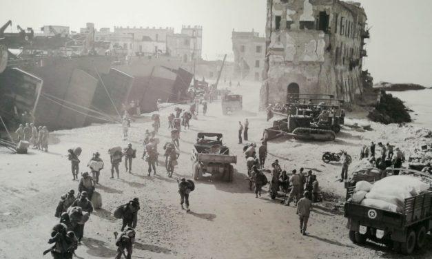 Peintre et photographes aux armées. Regards croisés sur la campagne d'Italie (1943-1944)
