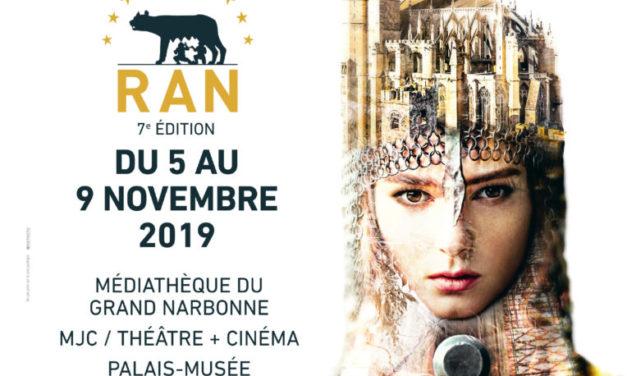 Rencontre d'Archéologie de la Narbonnaise 2019